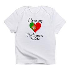 I Love My Portuguese Uncle Infant T-Shirt