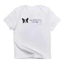 Cool Corgi dogs Infant T-Shirt
