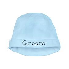 Groom baby hat