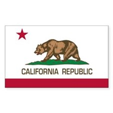 California Repulic Decal