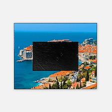 Croatia Harbor Picture Frame