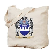 Gabor Coat of Arms - Family Crest Tote Bag