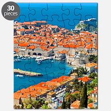 Croatia Harbor Puzzle