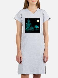 Unique Lotus Women's Nightshirt