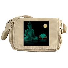 Unique Zen Messenger Bag
