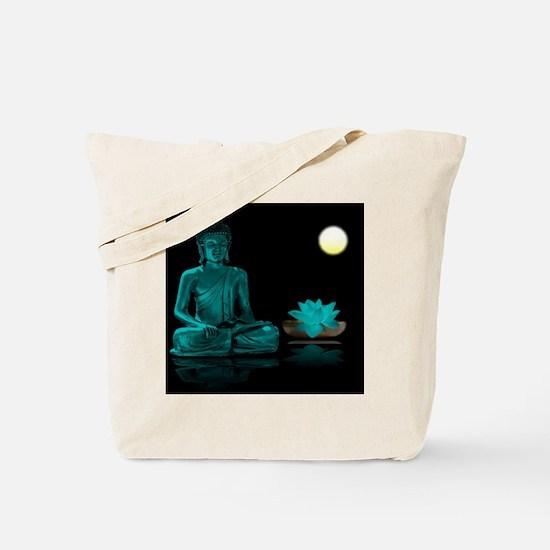 Cute Buddhism Tote Bag