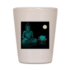 Funny Zen Shot Glass