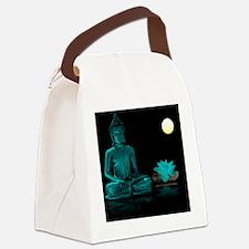 Unique Buddhism Canvas Lunch Bag