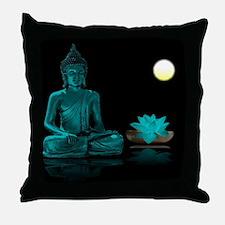 Unique Buddhism Throw Pillow