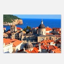 Croatia Downtown Postcards (Package of 8)