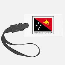 Papua New Guinea Luggage Tag