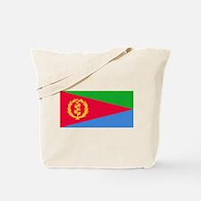 Flag Of Eritrea Tote Bag