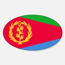 Flag of Eritrea Decal