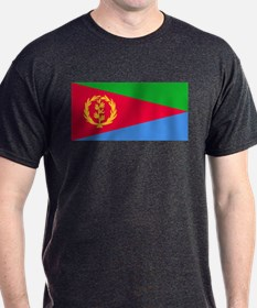 Flag of Eritrea T-Shirt