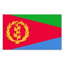 Flag of Eritrea Decal