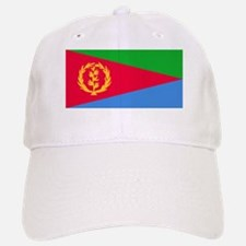 Flag of Eritrea Baseball Baseball Cap