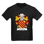 Privado Family Crest Kids Dark T-Shirt