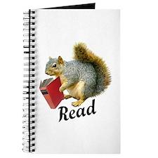 Squirrel Book Read Journal