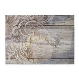 Lace 5x7 Rugs