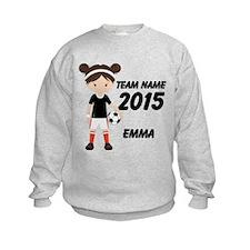 Custom Soccer Sweatshirt