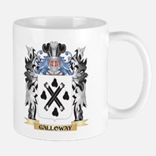 Galloway Coat of Arms - Family Crest Mugs