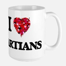 I Love Martians Mugs