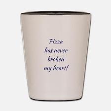 PIZZA... Shot Glass