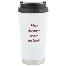 PIZZA... Travel Mug