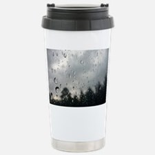 Cute Raindrops Travel Mug