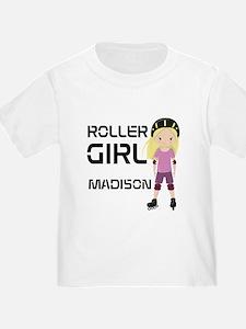Rollergirl Blonde T