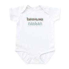 Nathan InGender.com creeper Infant Bodysuit