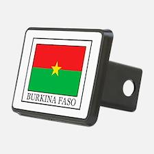 Burkina Faso Hitch Cover