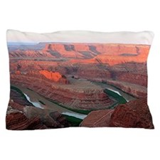 Dead Horse Point State Park, Utah, USA Pillow Case