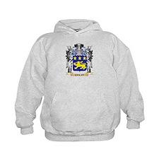 Ganley Coat of Arms - Family Crest Hoodie