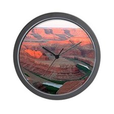 Dead Horse Point State Park, Utah, USA Wall Clock