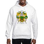 Pizarro Family Crest Hooded Sweatshirt