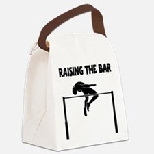 HIGH JUMP Canvas Lunch Bag