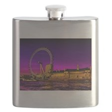 London Eye Flask