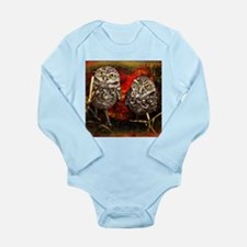 The Burrowing Owls Body Suit