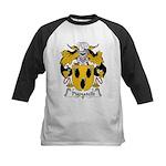 Pignatelli Family Crest Kids Baseball Jersey