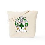 Picanco Family Crest Tote Bag
