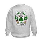 Picanco Family Crest Kids Sweatshirt