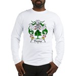 Picanco Family Crest Long Sleeve T-Shirt