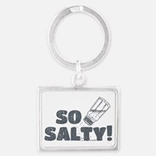 So Salty Landscape Keychain