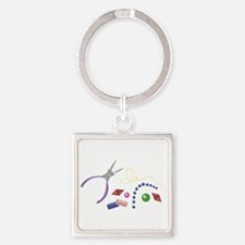Jewelry Making Keychains