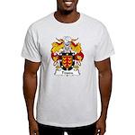 Pessoa Family Crest Light T-Shirt