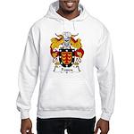 Pessoa Family Crest Hooded Sweatshirt