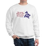 Patrick Henry - Every Man Armed Sweatshirt