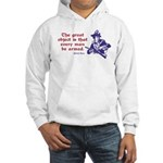 Patrick Henry - Every Man Armed Hooded Sweatshirt