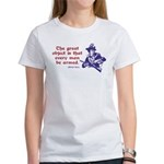 Patrick Henry - Every Man Armed Women's T-Shirt